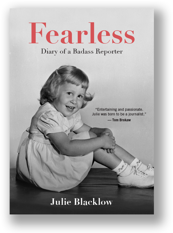 Fearless Julie Blacklow